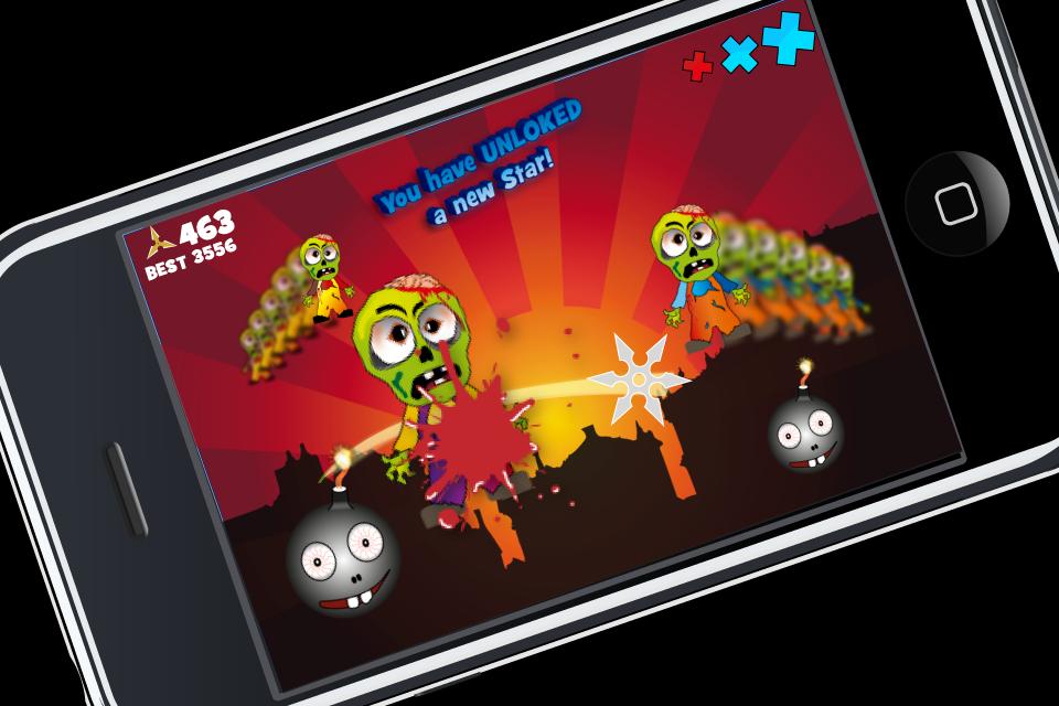 Screenshot Ninja's Stars Pro