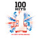 100 HITS - UK NO1S